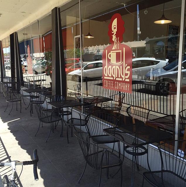 Bakersfield Coffee House, Bakersfield Coffee Shop, Dagny's